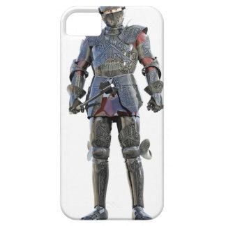 Cavaleiro que está e que olha para a frente capas para iPhone 5