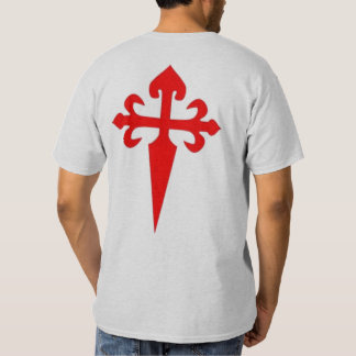 Cavaleiros da camisa de Santiago Tshirts