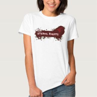 Cavaleiros eternos Capoeira Tshirt