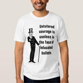 Cavalheiro irreflectido de Gerador George S. Camiseta