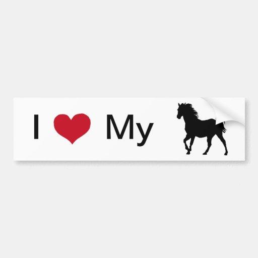 Cavalo Adesivo