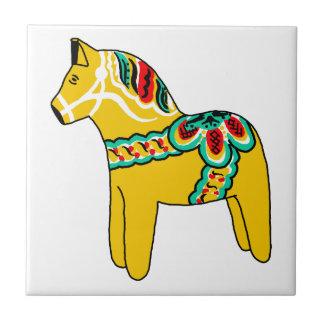 Cavalo amarelo de Dala
