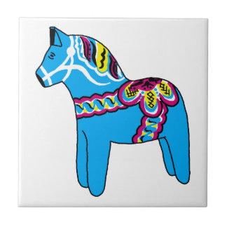 Cavalo azul de Dala