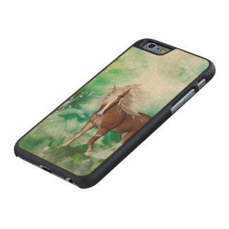 Cavalo bonito no país das maravilhas