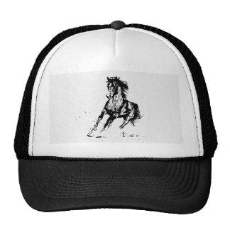 Cavalo cómico do desenho bones