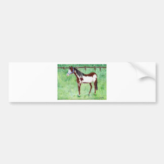 Cavalo da pintura de Levi Adesivos
