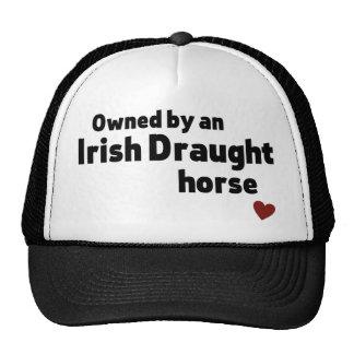 Cavalo de esboço irlandês boné