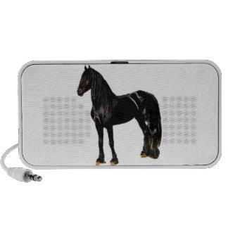 Cavalo do campeão caixinha de som para iPod
