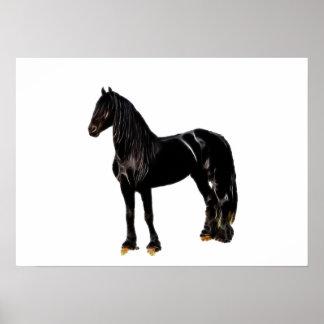 Cavalo do campeão poster