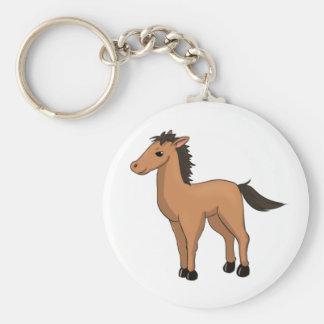 Cavalo dos desenhos animados de Brown