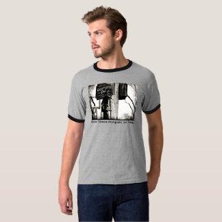 Cavalo e camisa dos homens do gado