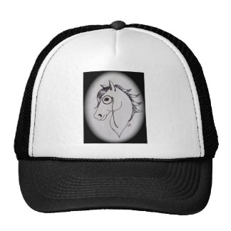 Cavalo e monocle bone