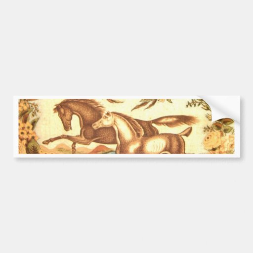 Cavalo equestre adesivos