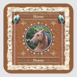 Cavalo - etiquetas do Poder - 20 por a folha