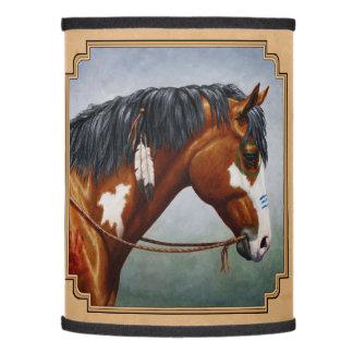 Cavalo indiano Tan do Pinto do pônei da baía