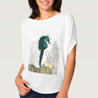 Cavalo marinho e ouriços-do-mar 2 t-shirt