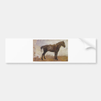 Cavalo Mishka por Vasily Polenov Adesivo Para Carro