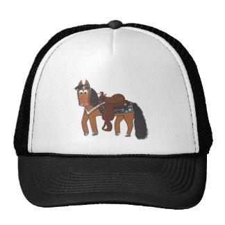 Cavalo ocidental de Riki Bones