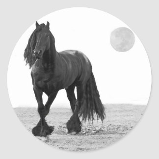 Cavalo perfeito adesivo