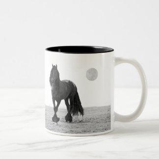 Cavalo perfeito canecas