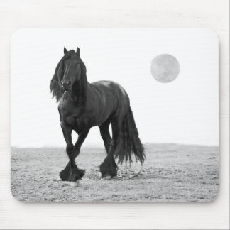 Cavalo perfeito mousepad