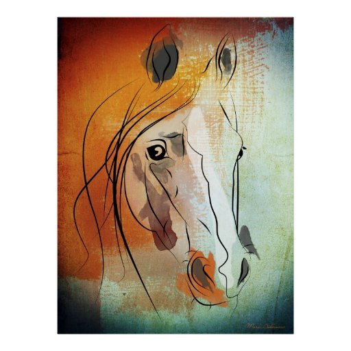 cavalo posters