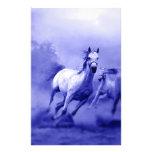 Cavalo Running Papel Personalizado