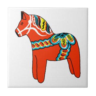 Cavalo vermelho de Dala