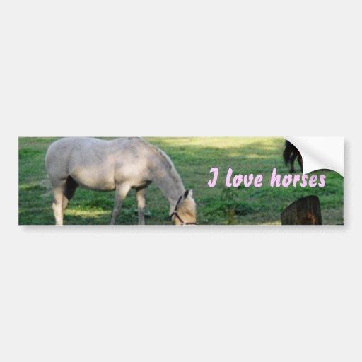 Cavalos Adesivos