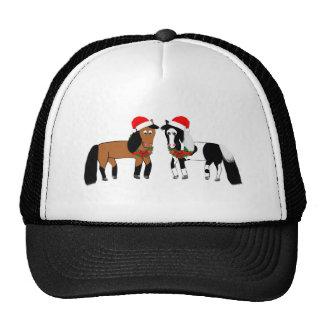 Cavalos do Natal Boné