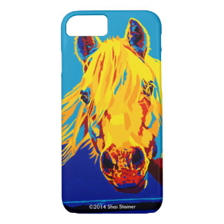 Cavalos em umas capas de iphone preliminares