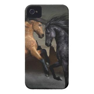Cavalos selvagens capinhas iPhone 4