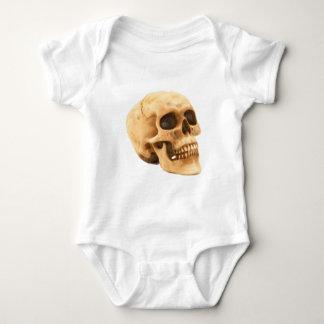Caveira crânio skull body para bebê