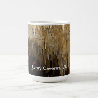 Cavernas de Luray, caneca do VA