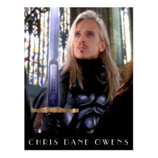 CDO- espada do cartão de Sverion-