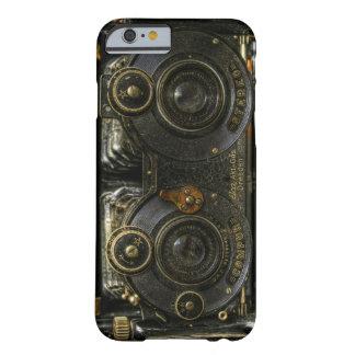Ce da caixa da câmera da velha escola do punk do capa barely there para iPhone 6