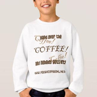Ceda o café agasalho