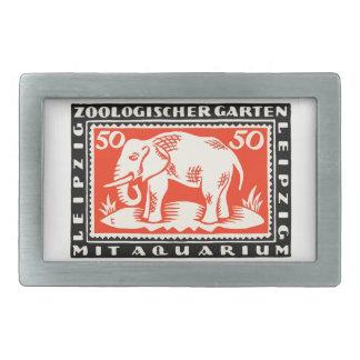 Cédula 1919 de Notgeld do jardim zoológico de