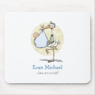 Cegonha - bebé mouse pads