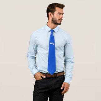 Cegonha no trabalho gravata