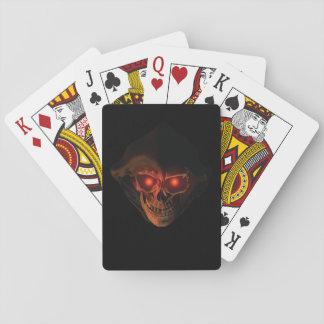 CEIFEIRA HEAD_2_CARDS DO BORDO JOGO DE BARALHO