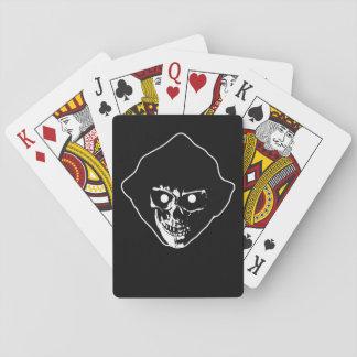 CEIFEIRA HEAD_3_CARDS DO BORDO JOGO DE BARALHO