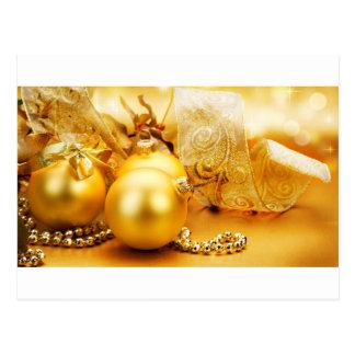 celebração 2014 do ano novo do Natal Cartoes Postais