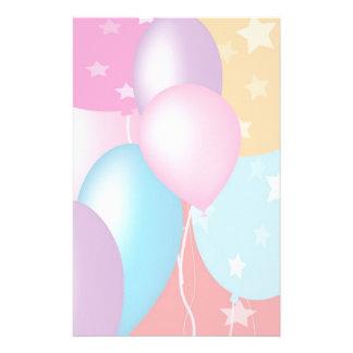 Celebrações - feliz aniversario: Cores macias Papelaria
