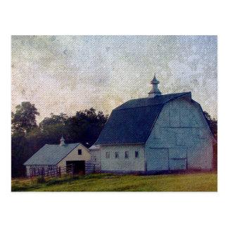 Celeiros de Louisa County Cartão Postal