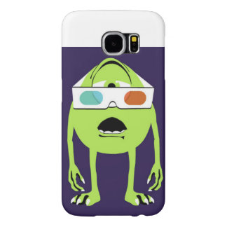 Cell cover university monster capa para samsung galaxy s6