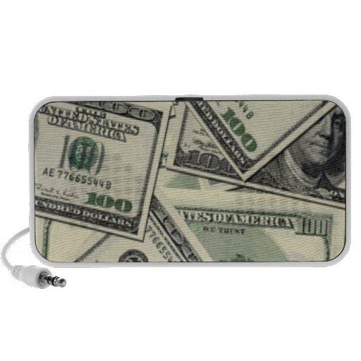 Cem dólares de auto-falante do Portable Caixinha De Som
