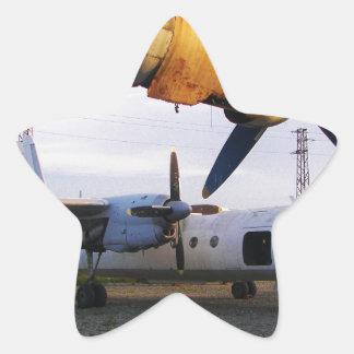 Cemitério dos aviões no leste adesito estrela