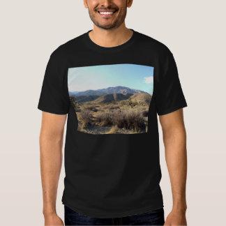 Cena 05 do deserto de Mojave Camisetas