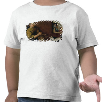 Cena da cozinha t-shirts